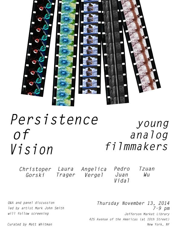 Persistence of Vision Flyer